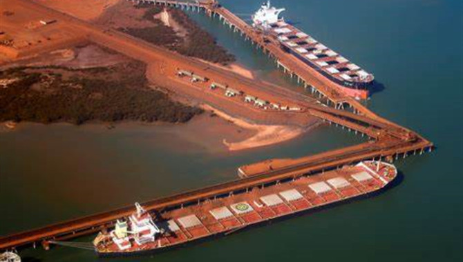 Iron ore:Ex-China demand downturn hits pellet trade