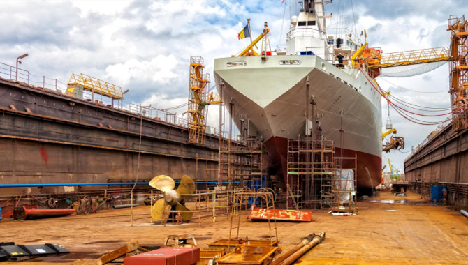 Wuchang Shipbuilding won the bid for two cruise shi