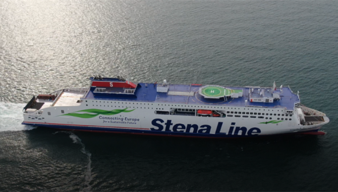 Jinling (Weihai) delivers the fourth E-flexer ro-ro