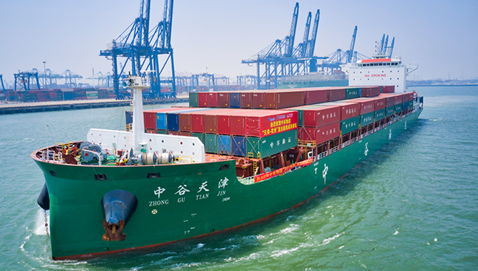 Jinling receives another 8 ships orders from ZhongG